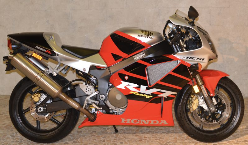 Santos Cycles 2000 HONDA RC 51
