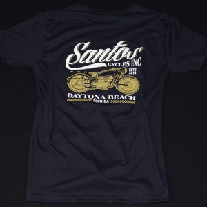 Santos Cycles CAFE RACER TEE